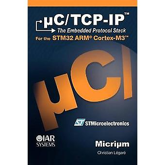uCTCPIP and the STMicroelectronics STM32F107 by Christian & Lgar