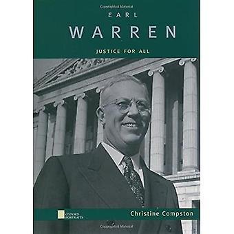 Earl Warren: Justice for All (Oxford Portraits)