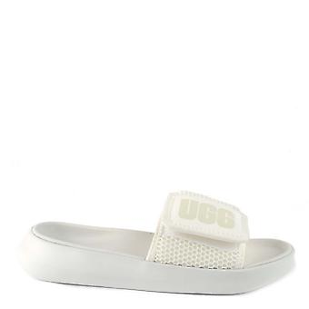 UGG La Light White Slide