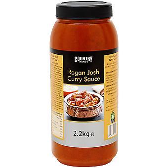 Country Range Rogan Josh Curry Sauce