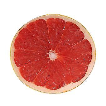 Yuvarlak Paspas Meyve desen kaymaz