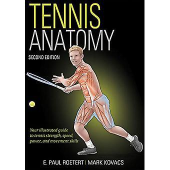 Tennis Anatomie door E. Paul Roetert - 9781492590583 Boek