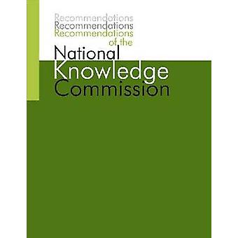 Recommendations of the National Knowledge Commission by National Know