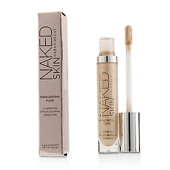 Naked Skin Highlighting Fluid # Sin 6g /0.21oz Alasti ihon korostusneste # Sin 6g / 0.21oz