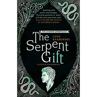 The Serpent Gift by Lene Kaaberbol - 9781782692294 Book