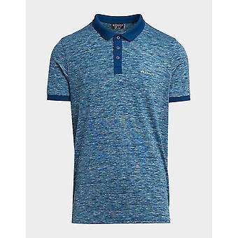 Novo McKenzie Men's Hades Polo Shirt Blue