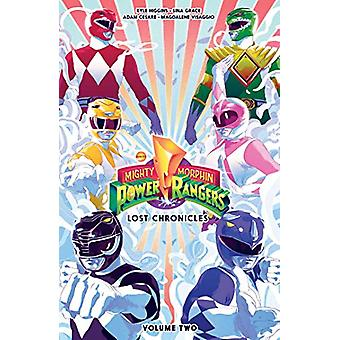 Mighty Morphin Power Rangers - Lost Chronicles Vol. 2 by Kyle Higgins