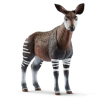 Schleich Okapi Figur