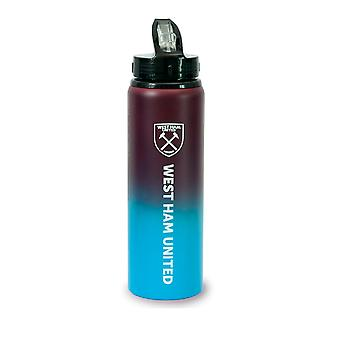 West Ham United FC fade vandflaske