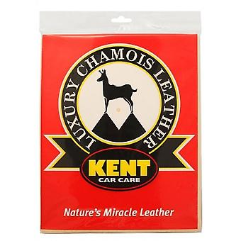Kent Car Care Chamois Leather Cloth in Bag
