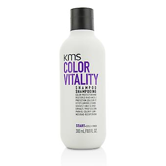 Kleur vitaliteit shampoo (kleurbescherming en herstelde uitstraling) 216582 300ml/10.1oz