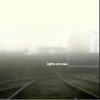 Lights Out Asia - Tanks & Recognizers [CD] USA import