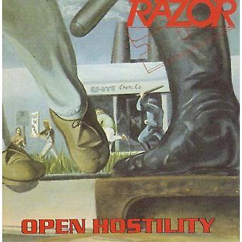 Razor - Open Hostility [CD] USA import