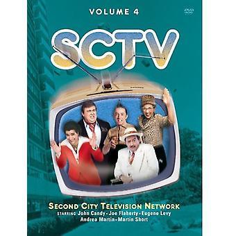 Sctv: Vol. 4-Network 90 [DVD] USA import