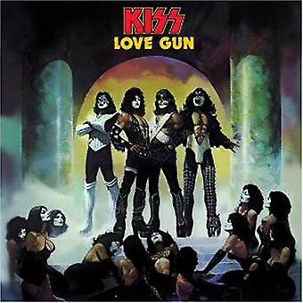 Kiss - Love Gun [CD] USA import