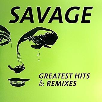 Savage - Greatest Hits & Remixes [CD] USA import
