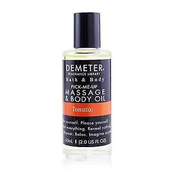Demeter tomat Massage & Body Oil 60ml / 2oz