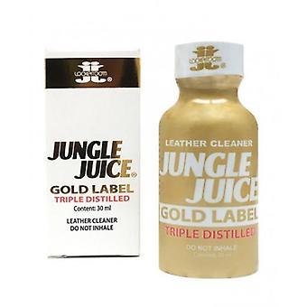 Jungle Juice Gold Label Triple Distilled 30ml