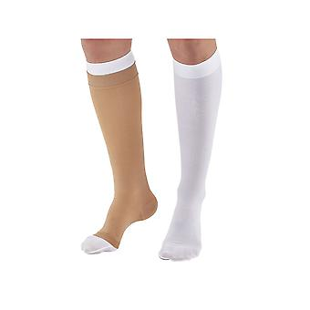 Pebble UK Ulcer Treatment Stocking with Liners [Style P2712] Sand  M