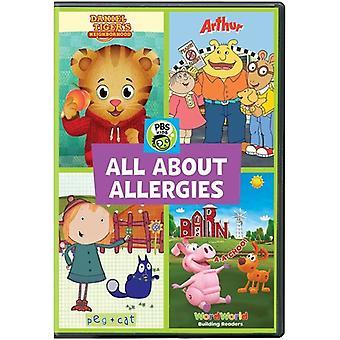PBS の子供: すべてについてアレルギー 【 DVD 】 アメリカ インポートします。
