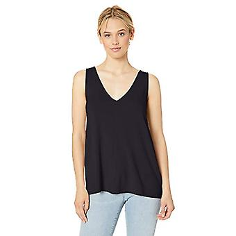 Brand - Daily Ritual Women's Supersoft Terry V-Neck Tank