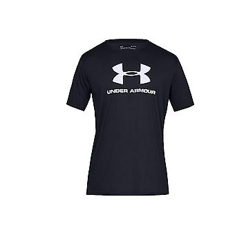 Under Armour Sportstyle Logo SS 1329590001 universal all year men t-shirt