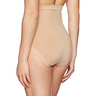 أرابيلا المرأة & apos;ق سلس الخصر Cinching shapewear موجز, عارية, صغيرة