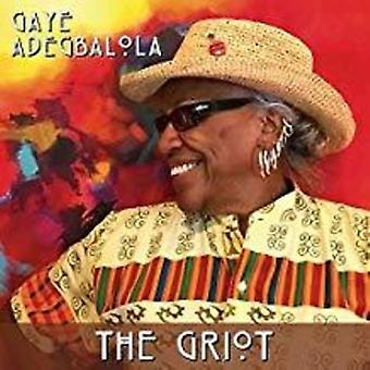 Gaye Adegbalola - Griot [CD] USA import