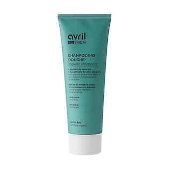 Organic shower shampoo 250 ml