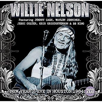 Willie Nelson - New Year's Eve in Houston 1984 [CD] USA import
