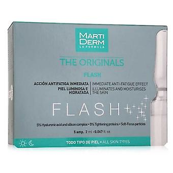 Martiderm Anti-fadiga Flash Ampoule 5 x 2 ml
