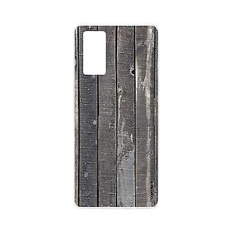 Hull For Samsung Galaxy S20 Soft Effect Wooden Boards