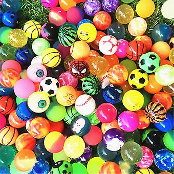 Mixed Bouncing Rubber Balls - Outdoor
