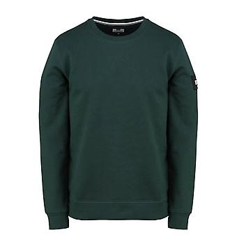 Weekend Offender F Bomb AW20 Sweat - Deep Forest