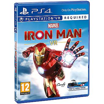 Marvel's Iron Man PSVR PS4 hry (pre PlayStation VR)