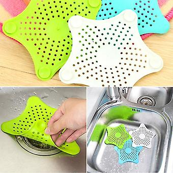 Star Drain Fittings Basin Cover, Strainer Filter - Kitchenware Accessories