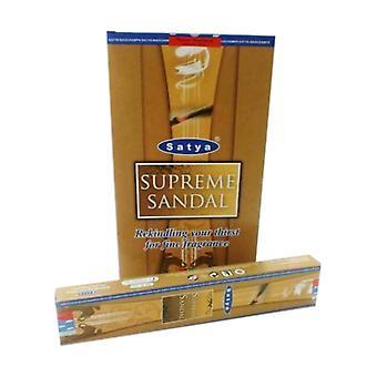 Supreme Sandal Satya Incense 15 g