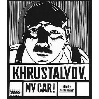 Khrustalyov My Car [Blu-ray] Importación de EE.UU.