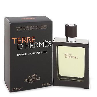 Terre d'hermes ren pefume spray av hermes 30 ml