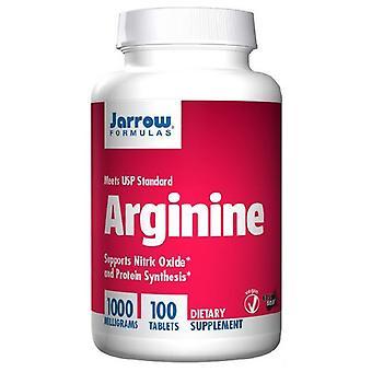 Jarrow الصيغ L-أرجينين، 1000 ملغ، 100 علامات التبويب (سهلة الحل)