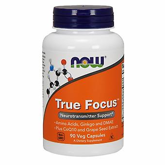 Now Foods True Focus, 90 Veg Caps