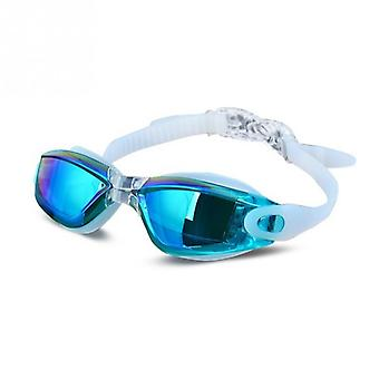 Electroplating Uv Protected, Waterproof Swimming Goggles