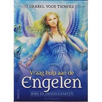 Vraag hulp aan de engelen met orakelkaarten