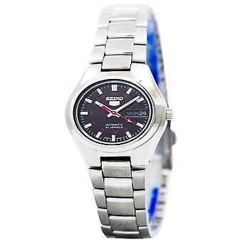 Seiko 5 Automatische 21 Juwelen Symc27k1 Symc27k Damen's Uhr