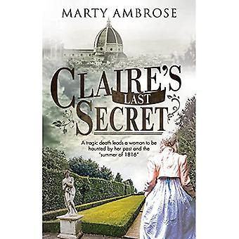 CLAIRES LAST SECRET