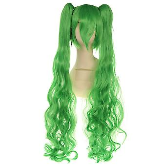 Tiger Claw Bunches Anime Wig Green