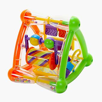 Fun Time Teach Time Triangle Multi Activity Toy