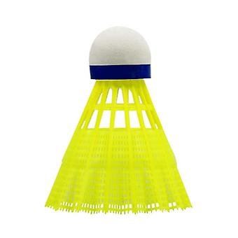Nylon Shuttlecock With Fiber Ball Head For Badminton Outdoor Training