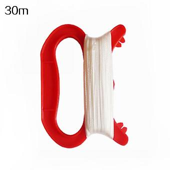 Deportes al aire libre Fly Kite Line String con D Shape Winder Board Tool Kites Fly