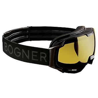 Bogner Masque de ski Just-B Polarized Black Ruthenium Photochromique 2-4